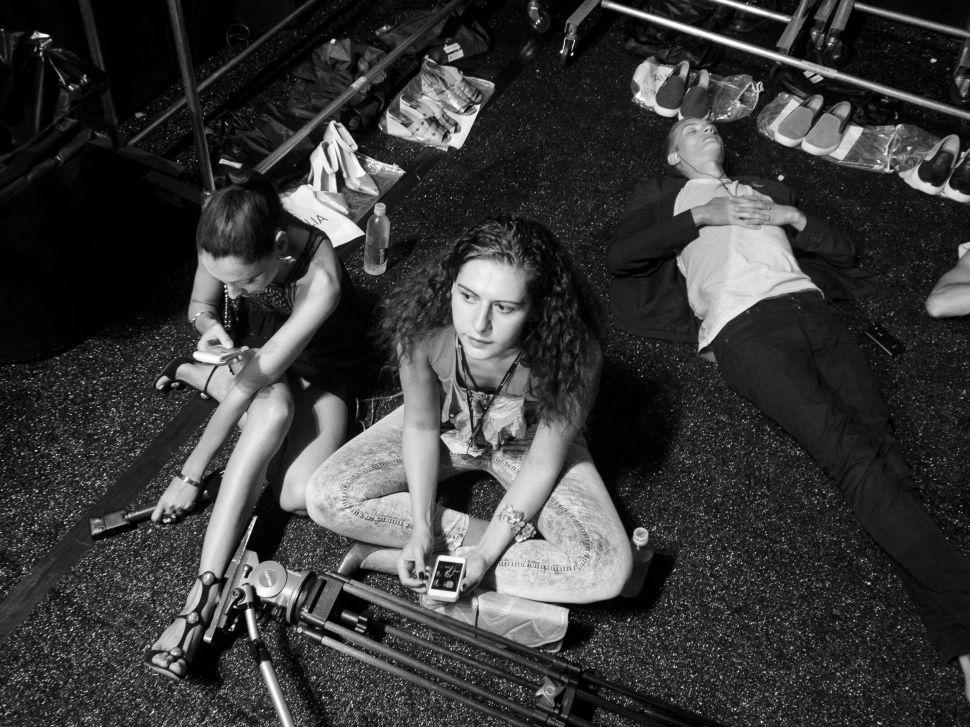 Backstage: Custo Barcelona