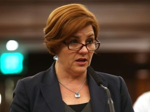 Christine Quinn. (Photo: Getty)