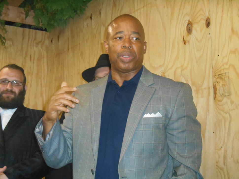 Eric Adams and Laurie Cumbo Announce Affordable Housing Seminars