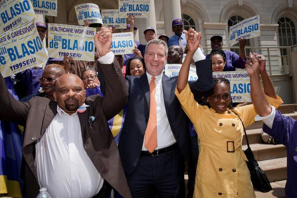 Our Choice: Bill de Blasio