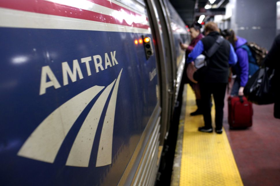 Amtrak Secures Funds to Build World's Most Expensive Box