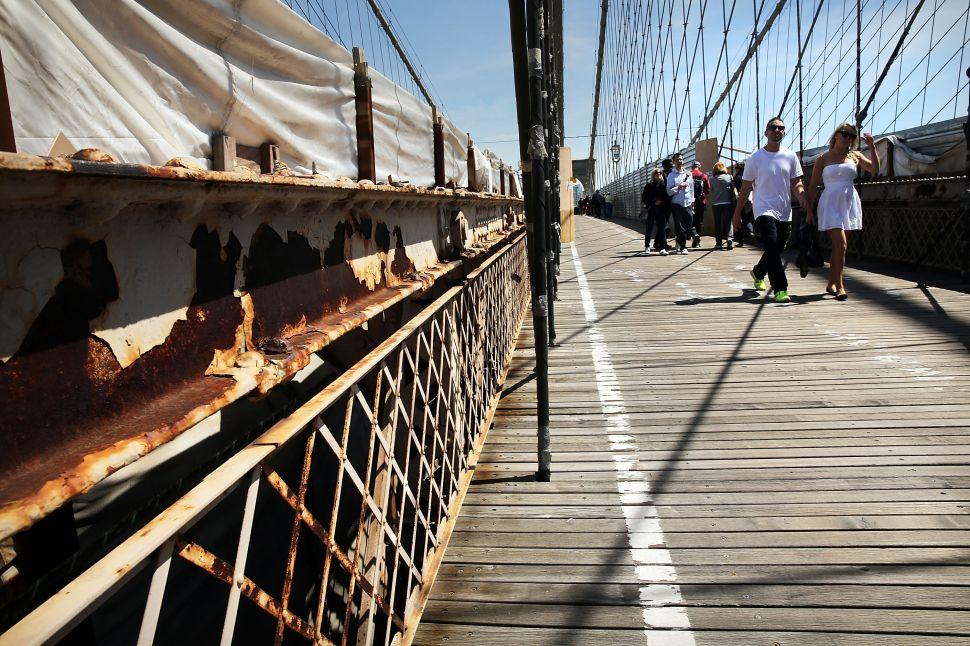 Hell or High Water? New York Bridges in Dangerous Disrepair