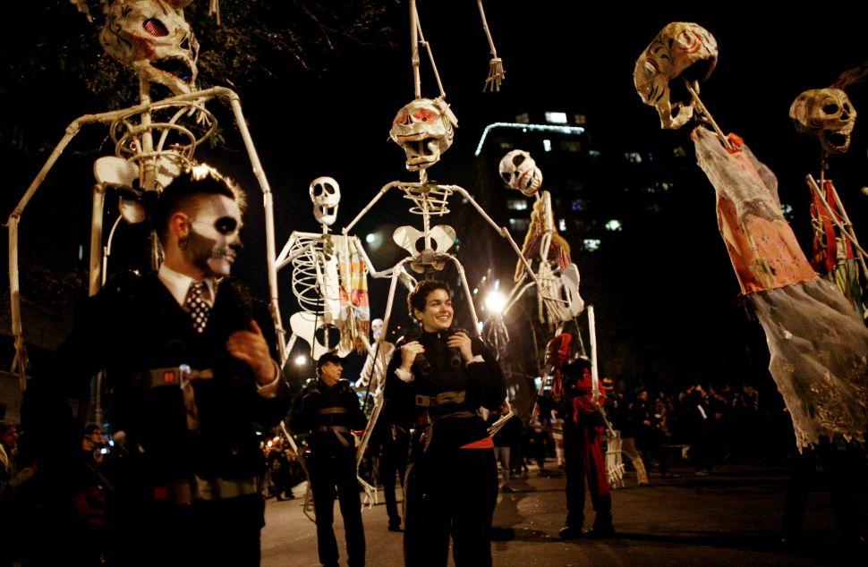 Halloween Parade Organizers Need $50K to Unleash Costumed Crazies on West Village