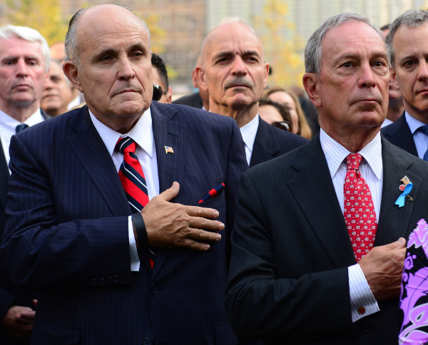 After Rudy, Before Bloomberg: Looking Back on a Mayoral Legacy