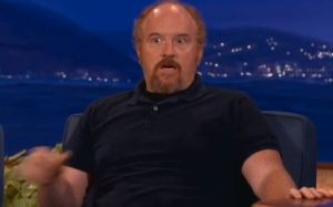 Louis C.K. hates smartphones and so should you! (TBS)