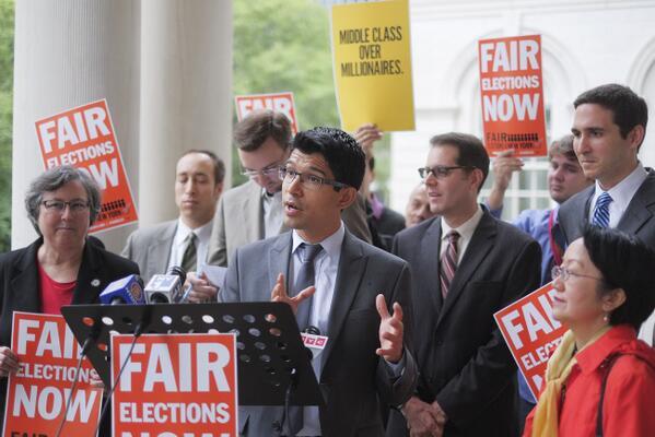 Electoral Victors Call for Campaign Finance Reform