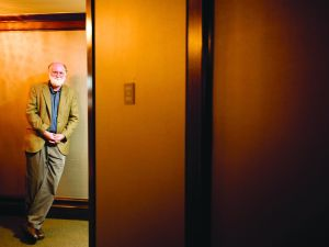 Nicholson Baker. (Photo: Carlos Osorio/Toronto Star)