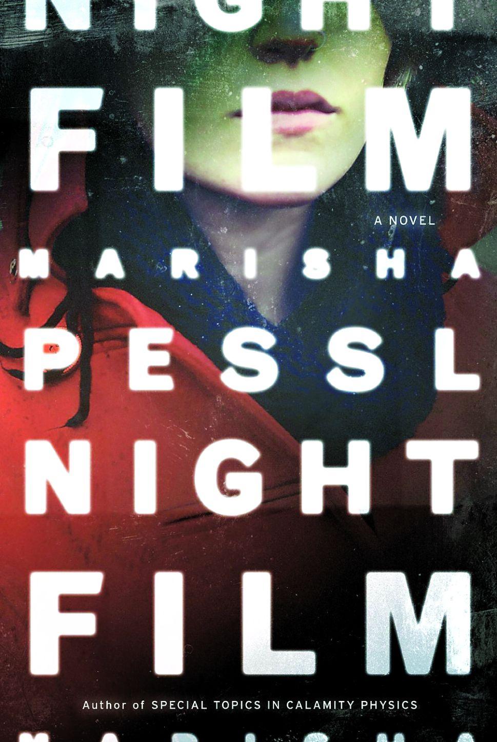 On the Page: Night FIlm by Marisha Pessl