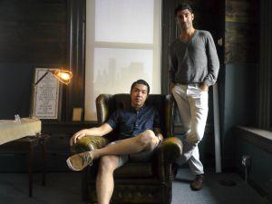 Cofounders chillin. (Photo: WunWun)