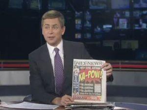 Pat Kiernan's 'In The Paper' is not in jeopardy, reports Senator Schumer.