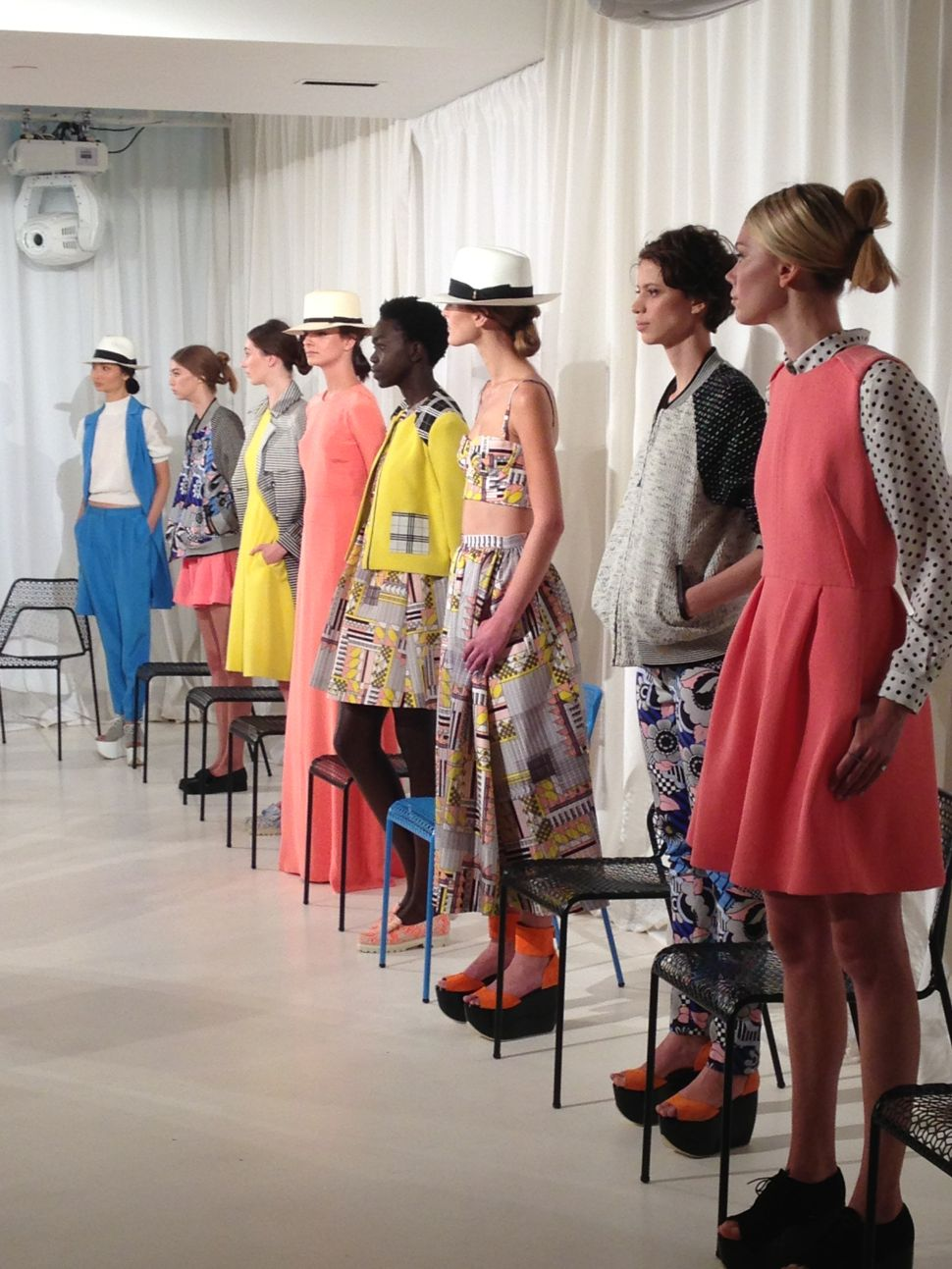 Objects of Print-erest: The NOVIS 2014 Spring Collection
