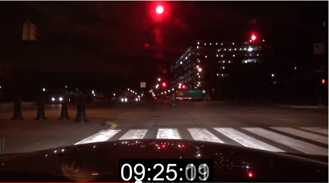 NYPD Trying to Find Insane Driver Who Circled Entirety of Manhattan in 24 Minutes