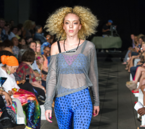 At The High Line's Teen Fashion Show, The Looks Are Liable To Get You Detention