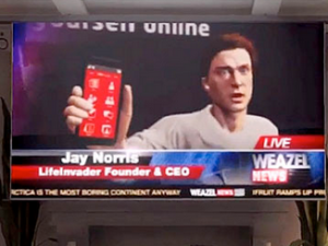 Zuckerberg? (Photo: New York Post/Rockstar North)