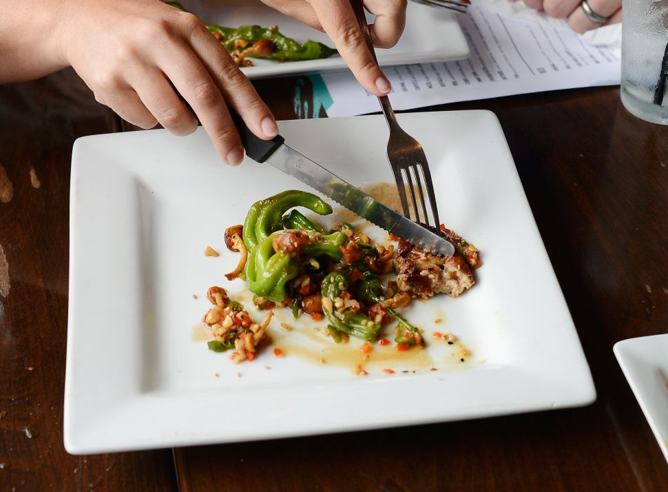 Illegal Diners: Biting Off More Than They Can Chew?