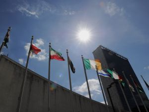 United Nations headquarters. (Photo: Getty Images)