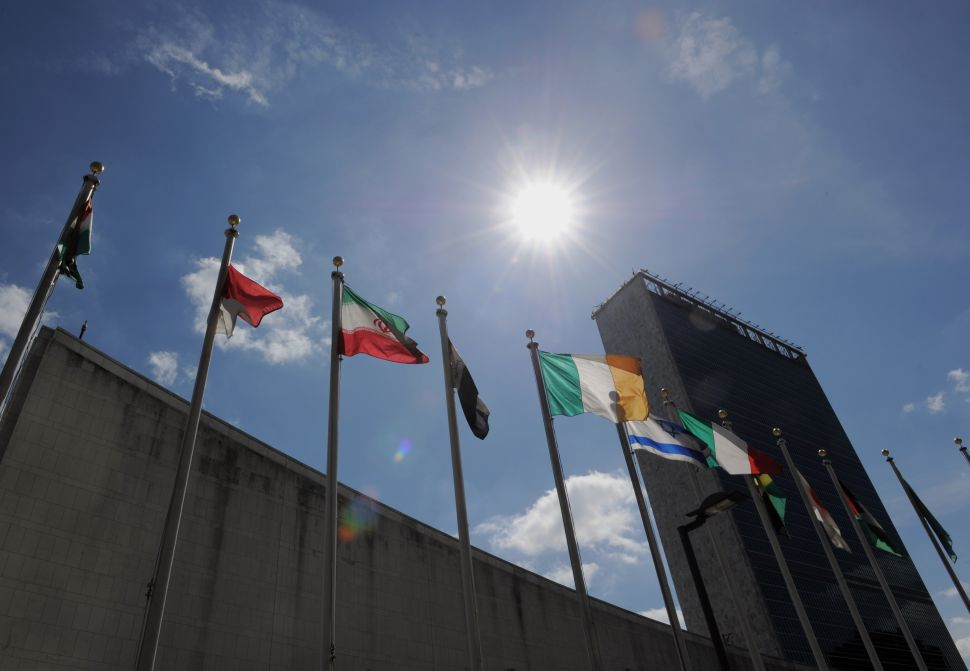 The United Nations Must Confront the ISIS Threat