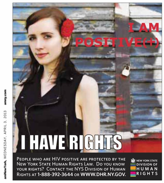 Greenpoint Model Tired of Telling Dates She's HIV Free Sues Getty