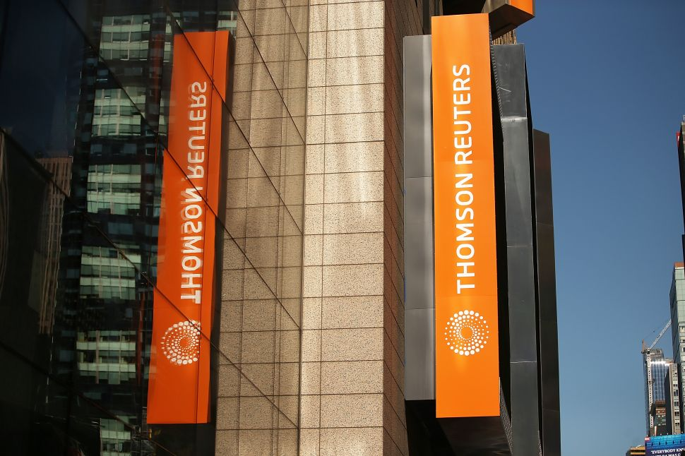 Chief Operating Officer Stuart Karle Is Leaving Reuters