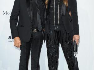 Roberto and Eva Cavalli.