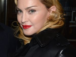 Madonna still uses a Blackberry. (Getty)