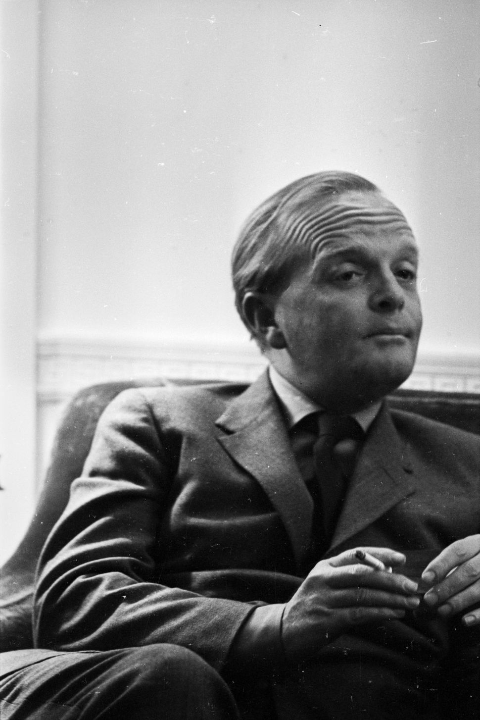 Truman Capote's Ashes Up for Auction, Is 'Hacktivism' Art? … And More