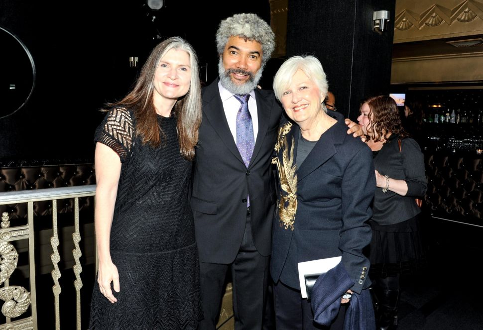 Shot From the Hip: SculptureCenter Fêtes Fred Wilson, Susanne Ghez at Annual Benefit