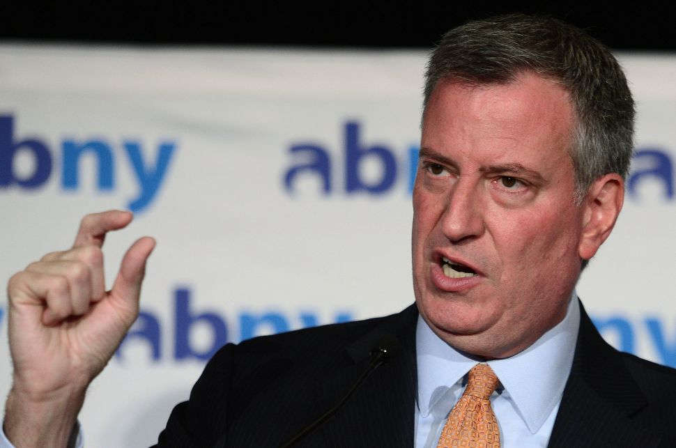 Bloomberg Suggests Mayor de Blasio Might Not Be That Devastating After All