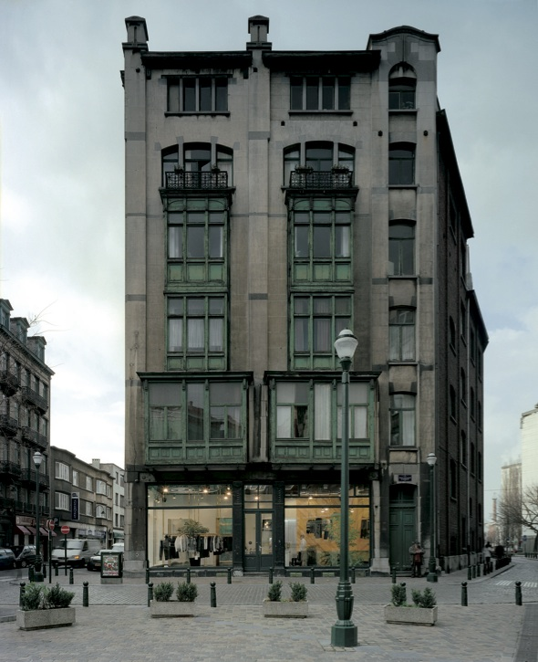 Office Baroque Moves From Antwerp to Brussels