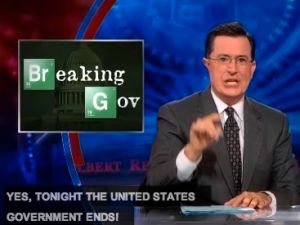 Breaking Gov (Comedy Central)