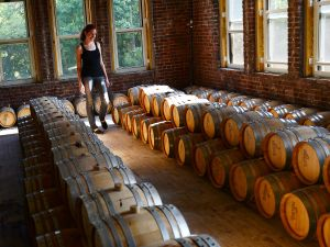 The Kings County Distillery. (Photo credit should read EMMANUEL DUNAND/AFP/GettyImages)