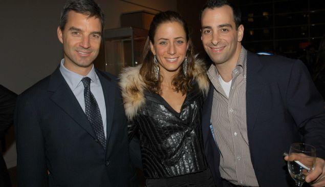 Daniel Loeb, Margaret Munzer Loeb, Sandy Heller. (Courtesy PMC)