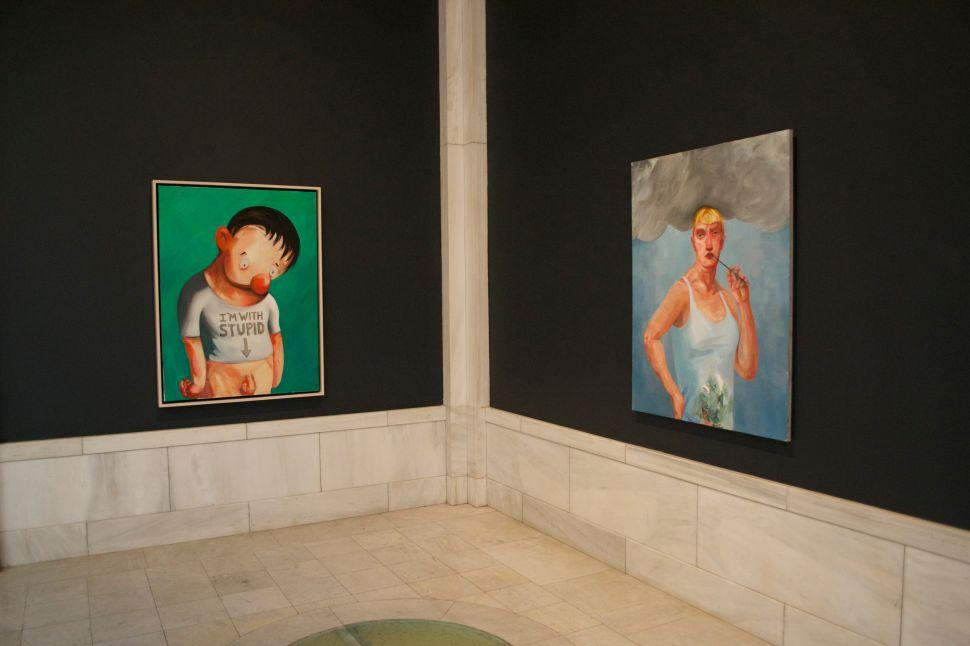 Carnegie Prize for Nicole Eisenman, Fine Prize for Zanele Muholi
