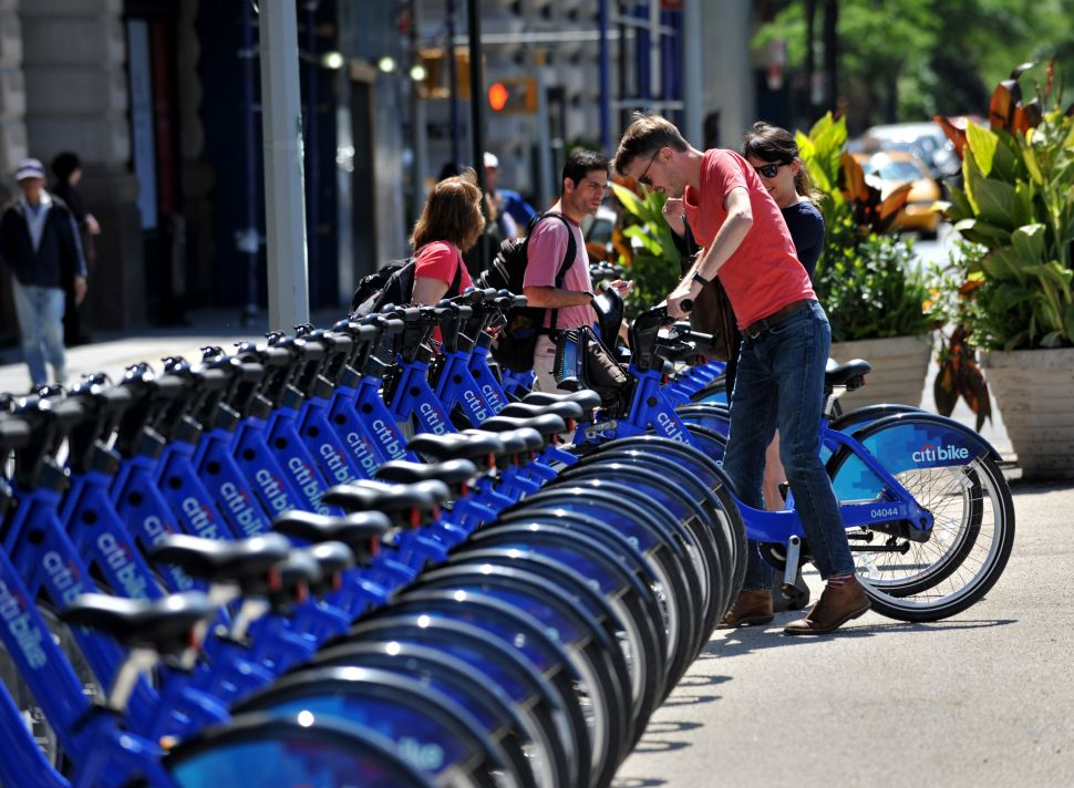 Citi Bikes: When You're an Angry New Yorker, You Either Hate 'em… Or You Hate 'em