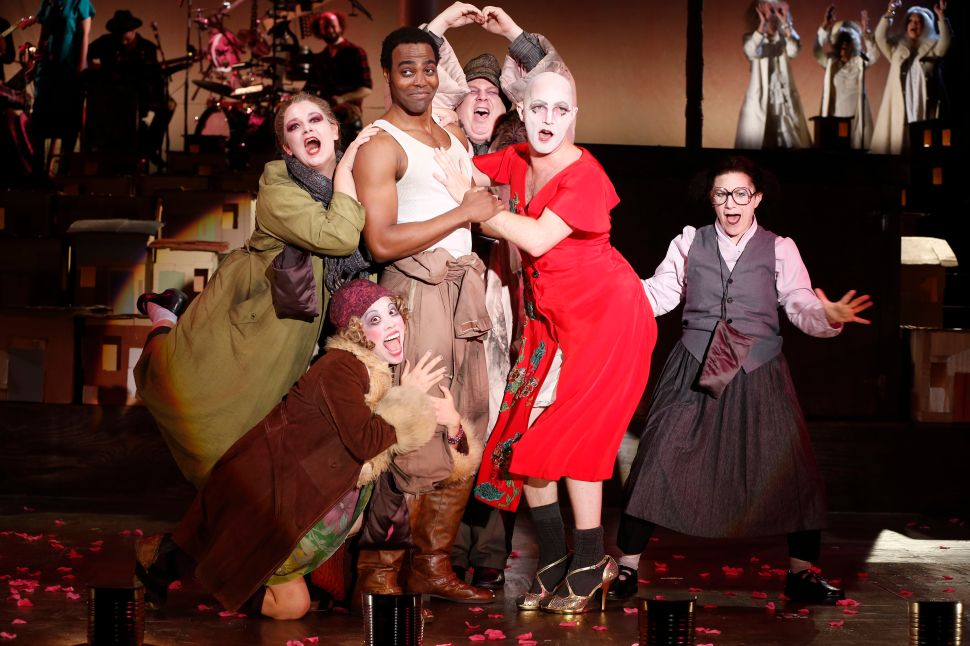 Good Times at the Public: Lear DeBessonet Finds the Fun in Brecht