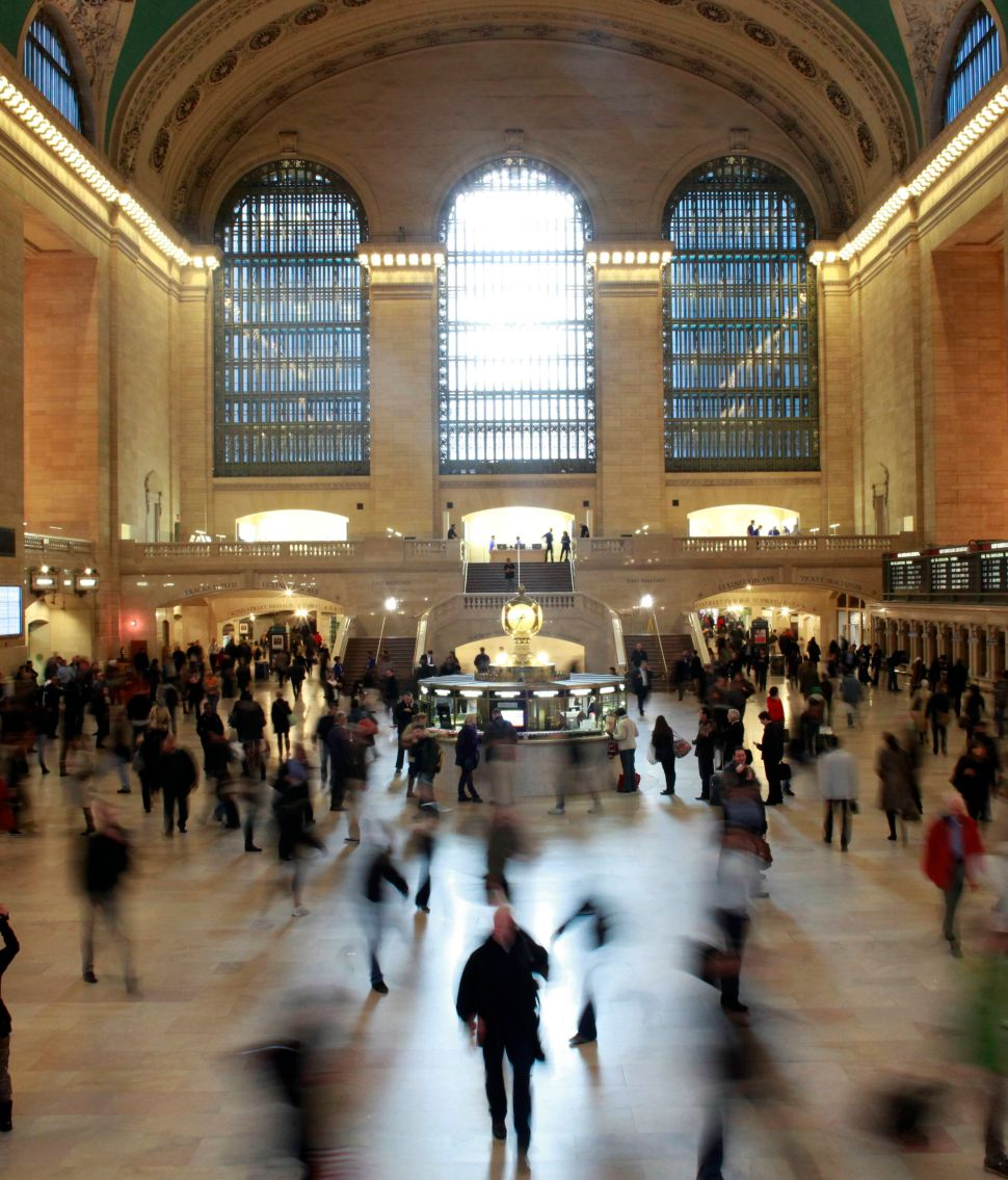 MTA Says 'No More' to Die-Ins at Grand Central Terminal