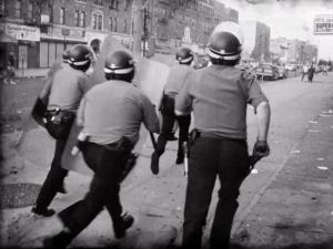 "Joe Lhota's ad says Bill de Blasio would bring the city back to ""this."""