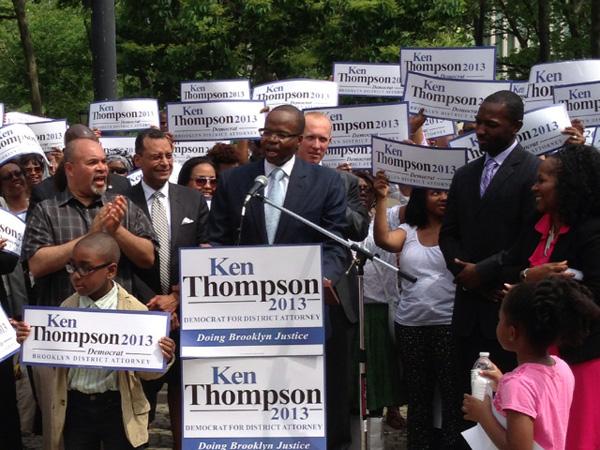DC37 Reverses No-Endorsement Policy for Brooklyn D.A.'s Race