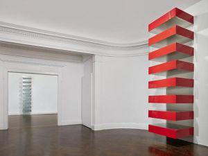 Installation view. (Courtesy the Mnuchin Gallery)