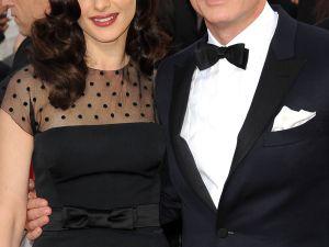 "Rachel Weisz and husband Daniel Craig co-star in director Mike Nichols' ""Betrayal"" (Patrick McMullan)"