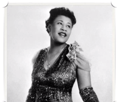 "Ella Fitzgerald: ""Bewitched, Bothered and Bewildered"""