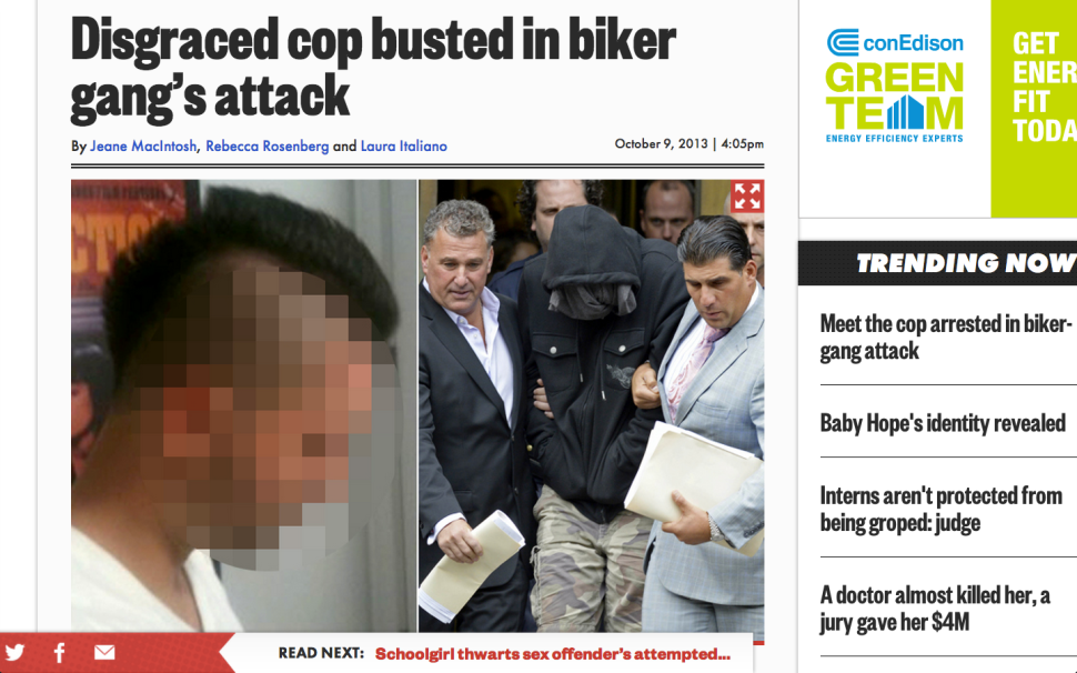 The <em>Post</em> Doesn't Want You to (Not) See the Biker Cop's Photos