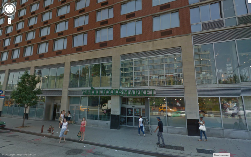 Lost in the Supermarket: Gunmen Rob $60,000 from Bowery Whole Foods