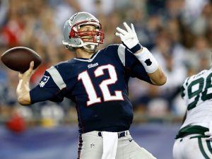 Patriots quarterback Tom Brady (Photo: Getty Images)