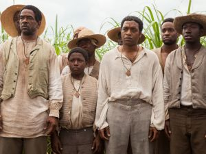 12 Years a Slave.