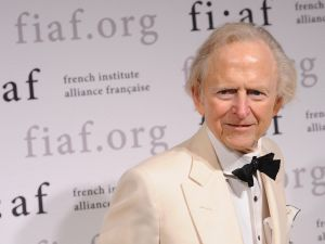 Tom Wolfe, one of the pioneers of New Journalism.
