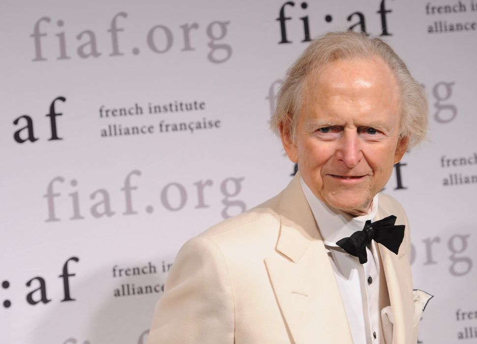 Tom Wolfe, Author and Creator of 'New Journalism,' Dies at 88