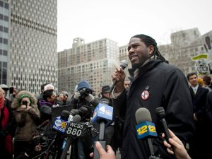 Councilman Jumaane Williams,