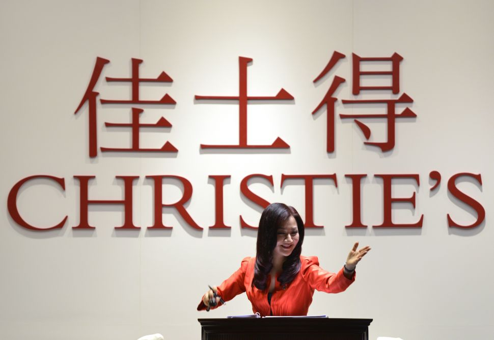 Heritage Auctions Says Christie's-Owned Collectrium Stole Millions of Their Listings