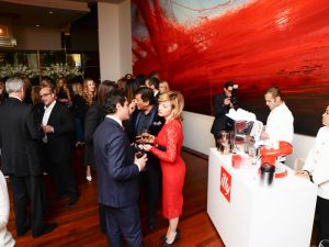 illy hosts 'Inspiring Creativity' Grand Classics screening presented by Harvey Weinstein at The Core Club.